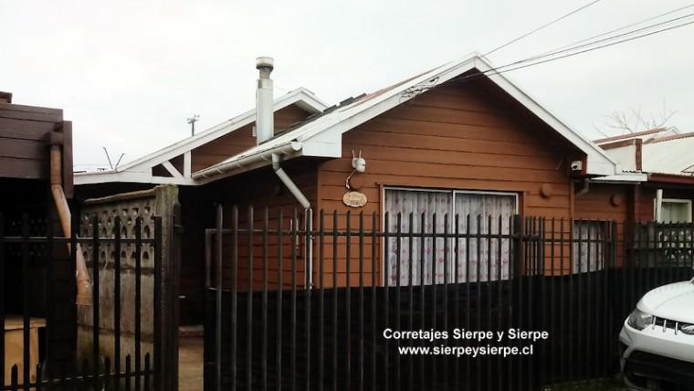 Se Vende Casa ubicada en Alto Osorno
